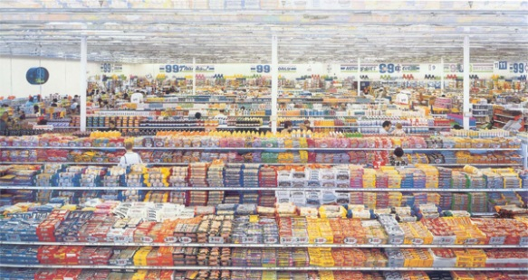 GURSKY, 99 CENTS