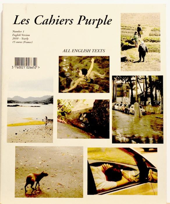 Fernando J. Ribeiro_Les Cahiers Purple_Óscar Faria_2010