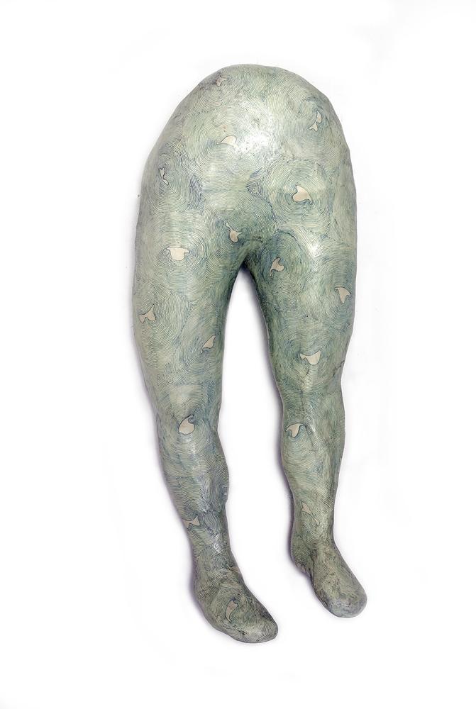 Fernando J. Ribeiro_Legs sculpture_1996