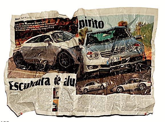 Fernando J. Ribeiro_Car Crash_magazine_print_2014