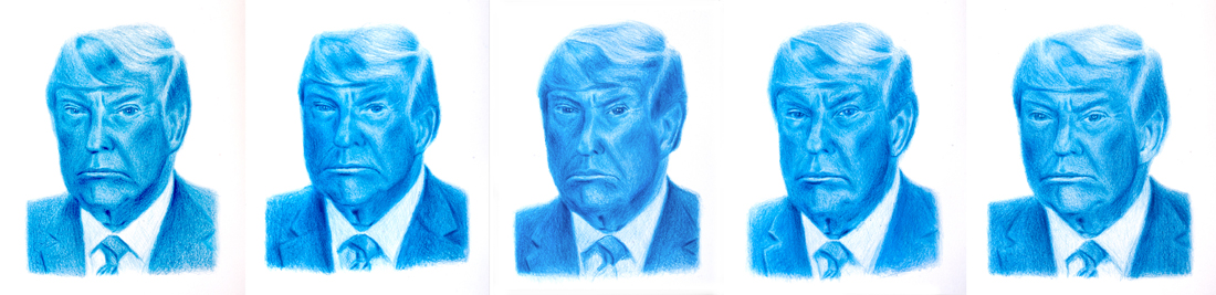 Fernando J. Ribeiro_Trump_portrait_drawing_2020