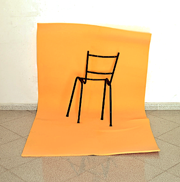 Fernando J. Ribeiro_Skinless Chair_2014