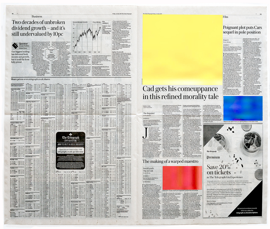 Fernando J. Ribeiro_Forever Mondrian_Mondrian_newspaper_2020