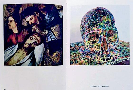 Fernando J. Ribeiro_Colégio das Artes_Museu Nacional de Arte antiga_António Olaio_livro_2017