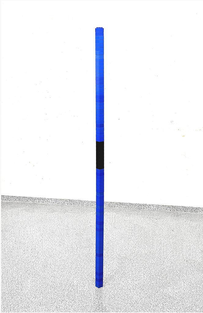 Fernando J. Ribeiro_The Stick_LEGO sculpture_2021